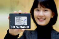 3D V-NAND SSD meghajtók már megrendeljhetőek