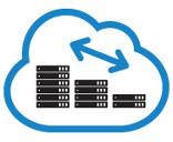 Olcsó VPS megoldás és szerver-akku segítségével kiválthatható a központi UPS