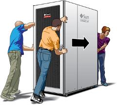 Az olcsó VPS szolgáltatás másik nagy előnye a szerver gyors költöztethetősége