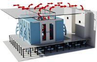 Az adatközpont üzemeltetés kulcskérdése a hatékony hűtés
