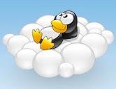 Linux alapú felhő szolgáltatás szerverekre