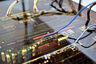 Olajhűtéses szerver szuperszámítógép
