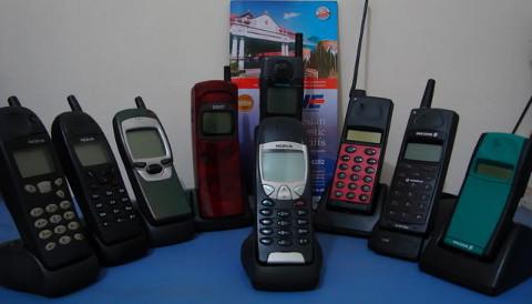 retró mobil választék