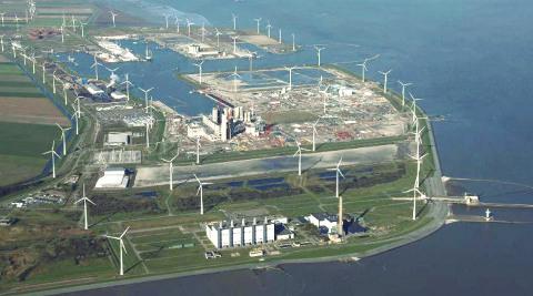 Megújuló energiával működtetett zöld adatközpont